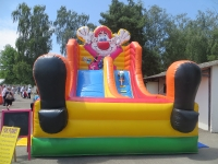 Toboggan Clown